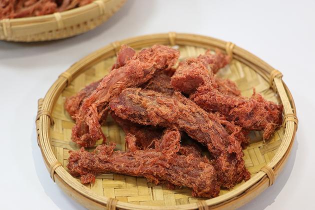 香辣豬肉條 1