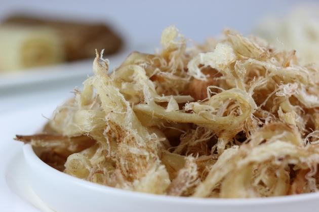 炭烤魷魚絲 3