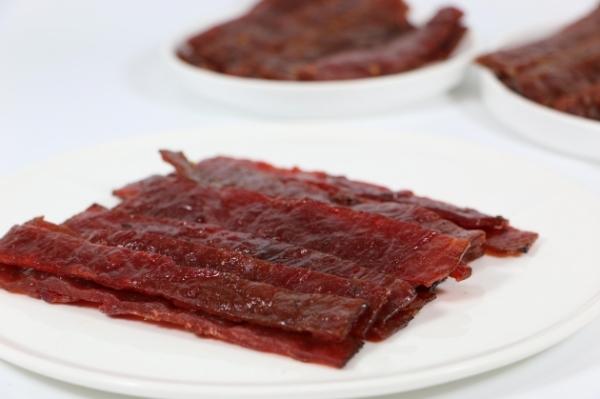 蜜汁豬肉乾 1