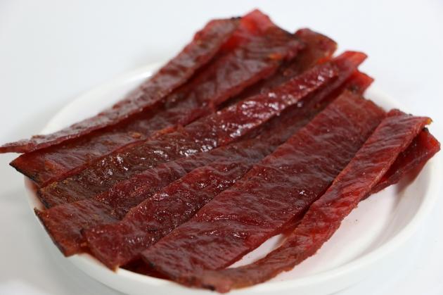 蜜汁豬肉乾 3