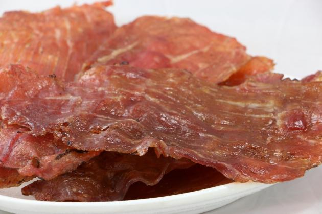 蒜味豬肉紙 2