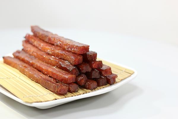 黑胡椒條子豬肉乾 1